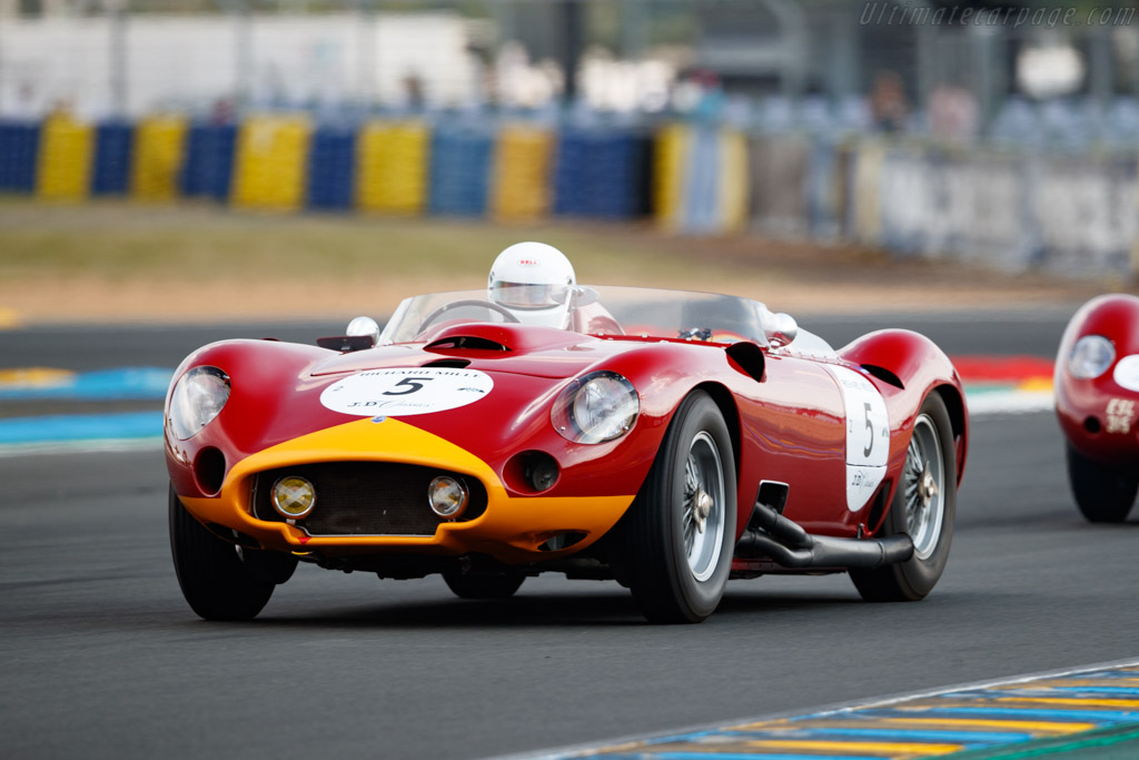 Maserati 450S - Chassis: 4506   - 2018 Le Mans Classic