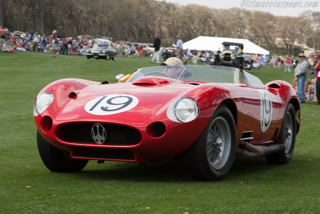 Maserati 450S - Chassis: 4503  - 2009 Amelia Island Concours d'Elegance