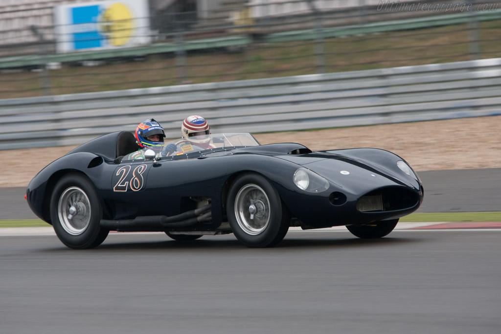 Maserati 450S - Chassis: 4502  - 2009 Modena Trackdays
