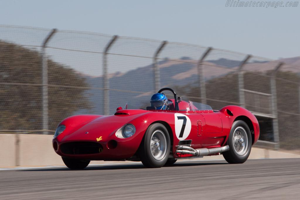 Maserati 450S - Chassis: 4504   - 2013 Monterey Motorsports Reunion