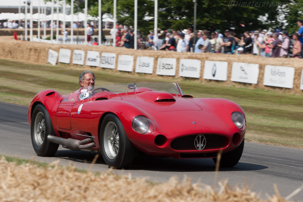 Maserati 450S - Chassis: 3501   - 2013 Goodwood Festival of Speed