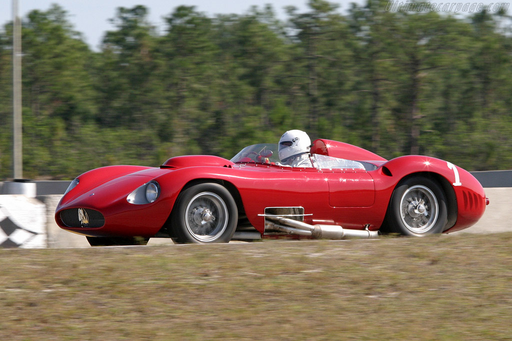 Maserati 450S - Chassis: 4509   - 2005 Cavallino Classic