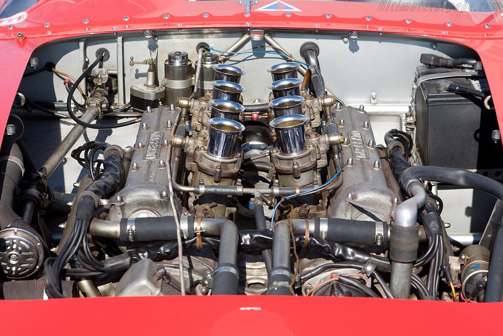 Maserati 450S - Chassis: 4503   - 2008 Monterey Historic Automobile Races