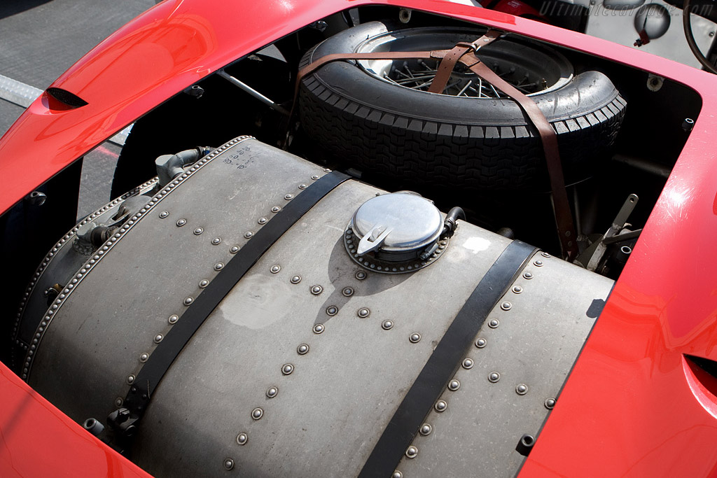 Maserati 450S - Chassis: 4503   - 2008 Monterey Historic Automobile Races