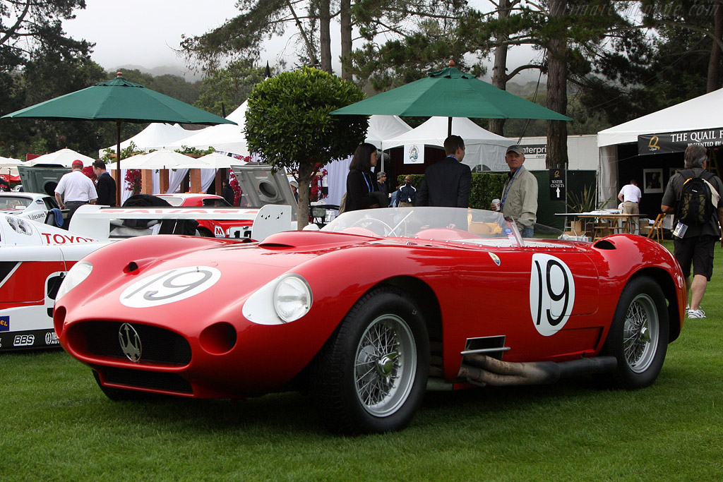 Maserati 450S - Chassis: 4503   - 2008 The Quail, a Motorsports Gathering