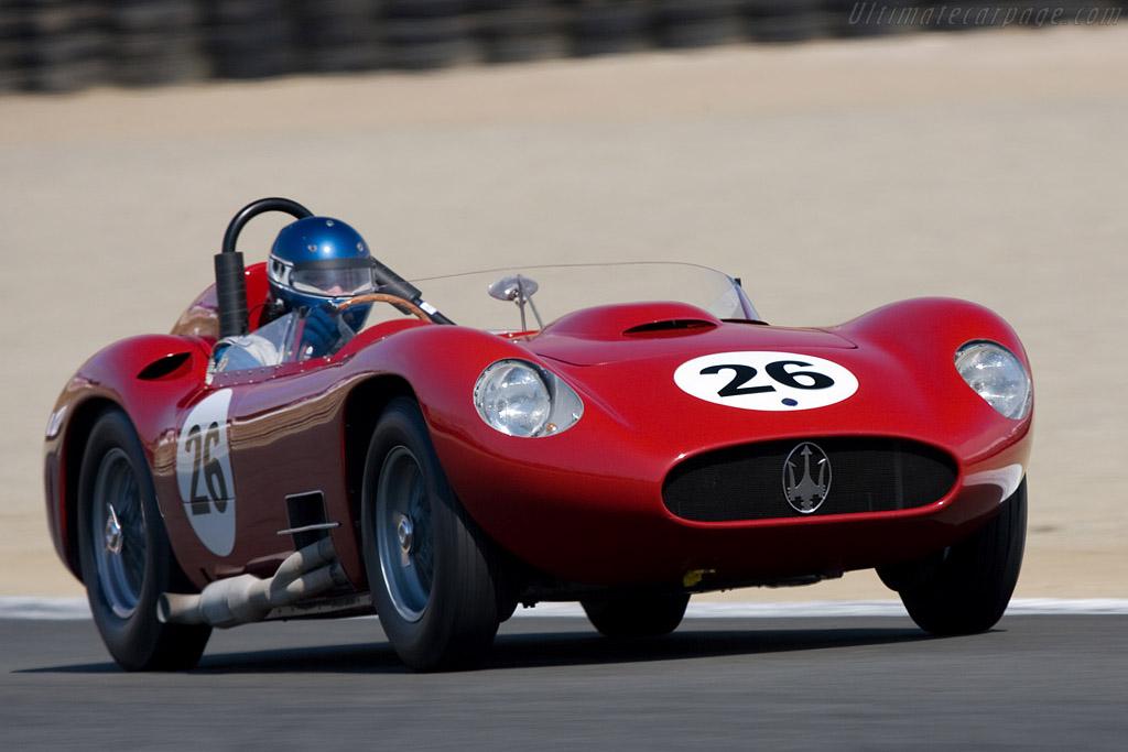 Maserati 450S - Chassis: 4510   - 2008 Monterey Historic Automobile Races