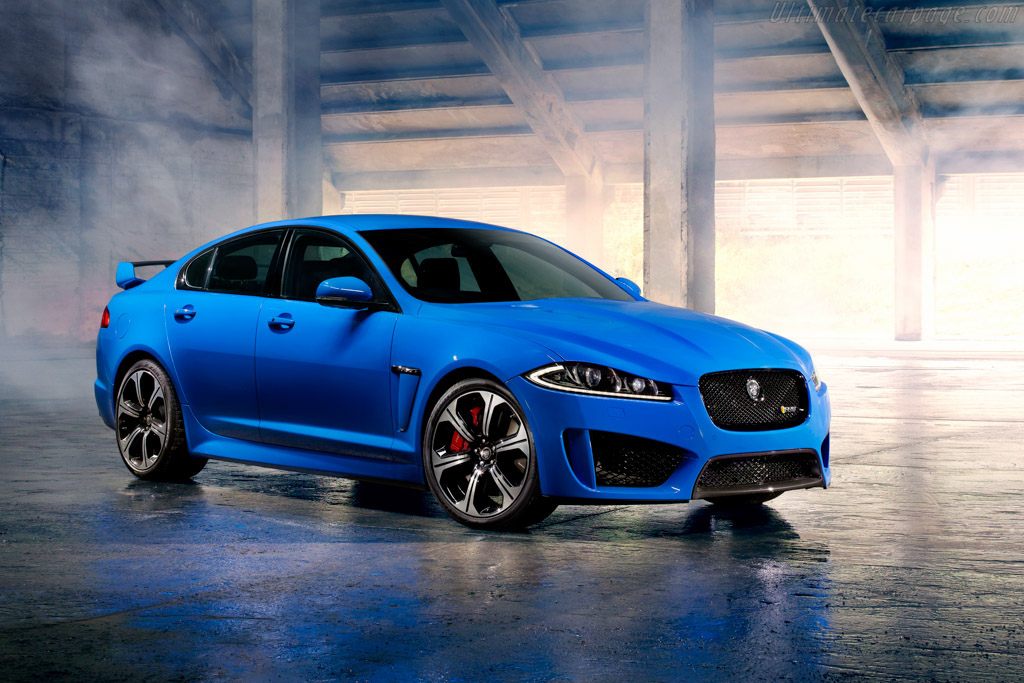 Click here to open the Jaguar XFR-S gallery
