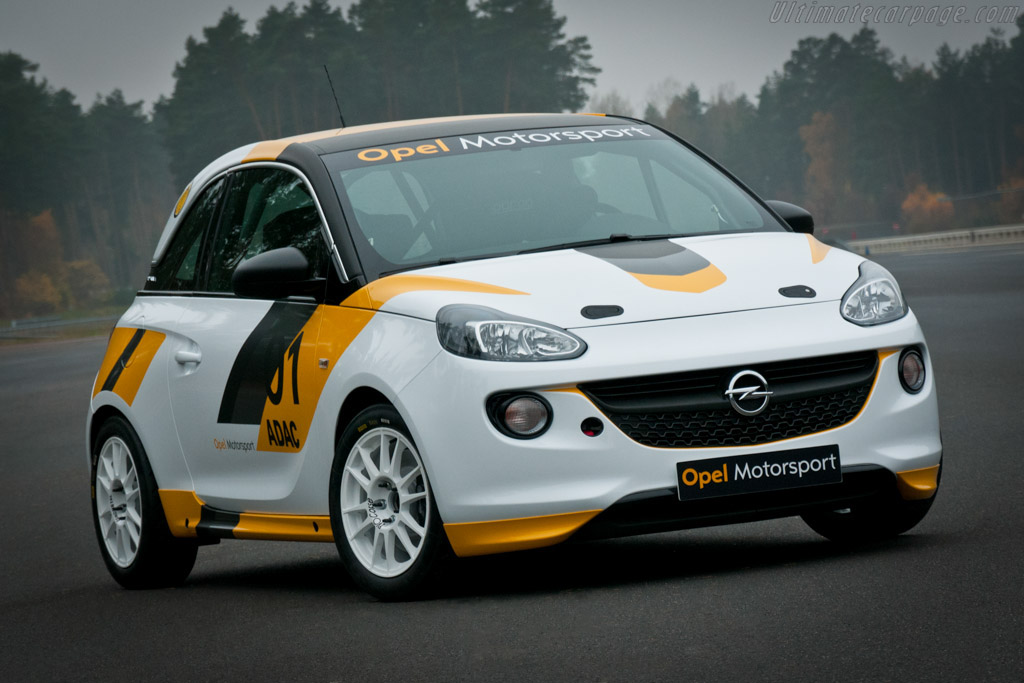 2013 Opel Adam Cup Images Specifications And Information