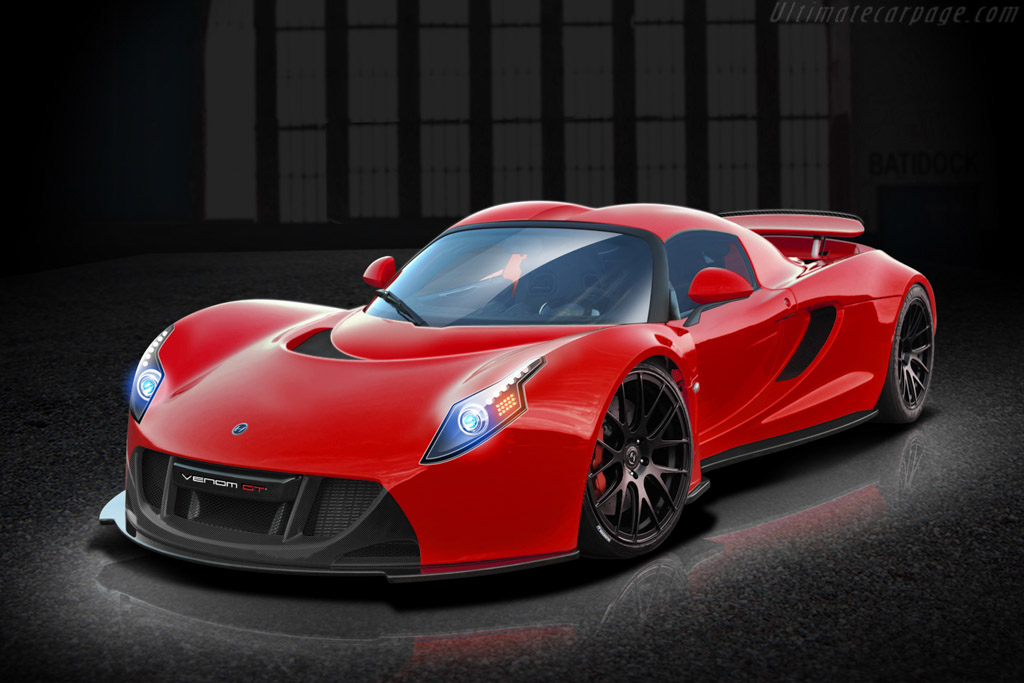 Click here to open the Hennessey Venom GT2 gallery
