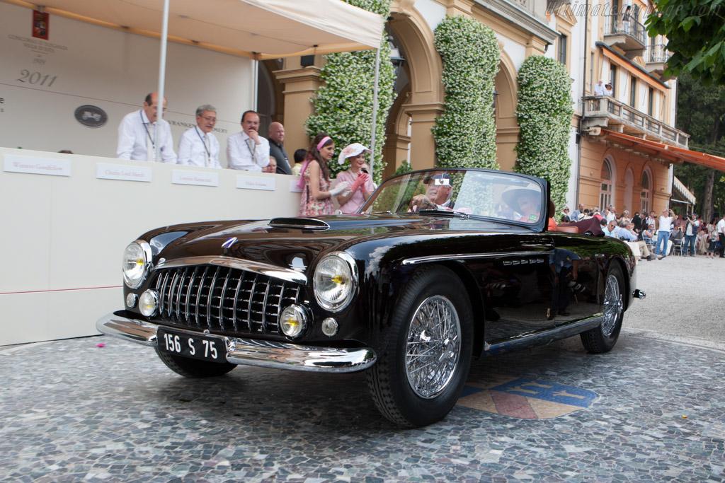 Talbot Lago T26 GS Stabilimenti Farina Cabriolet - Chassis: 110160   - 2011 Concorso d'Eleganza Villa d'Este