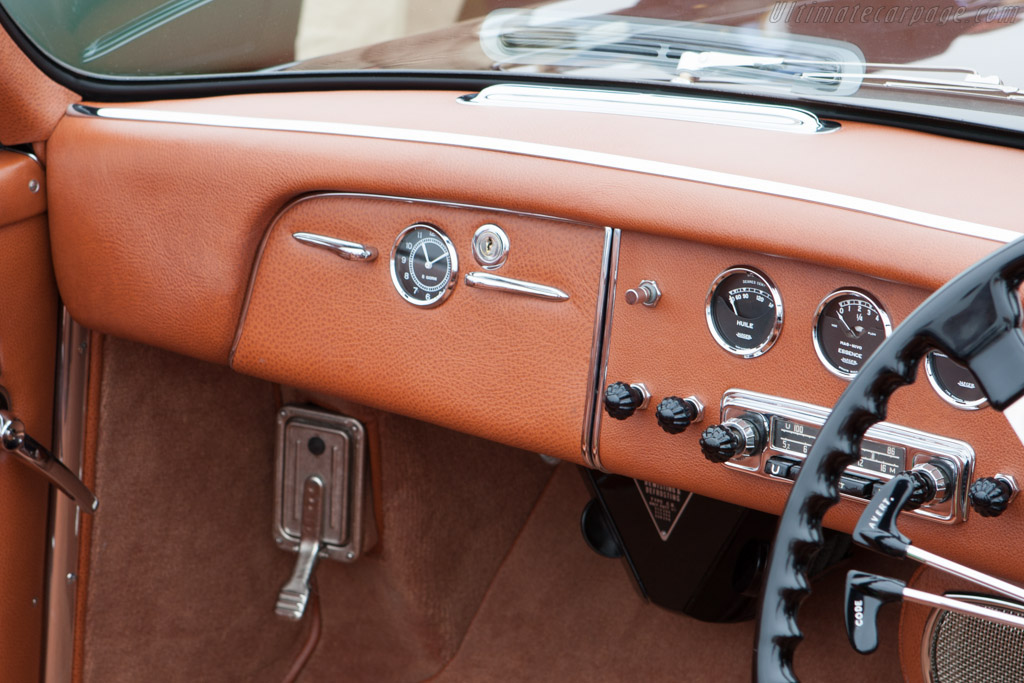 Talbot Lago T26 GS Stabilimenti Farina Cabriolet - Chassis: 110160   - 2010 Pebble Beach Concours d'Elegance