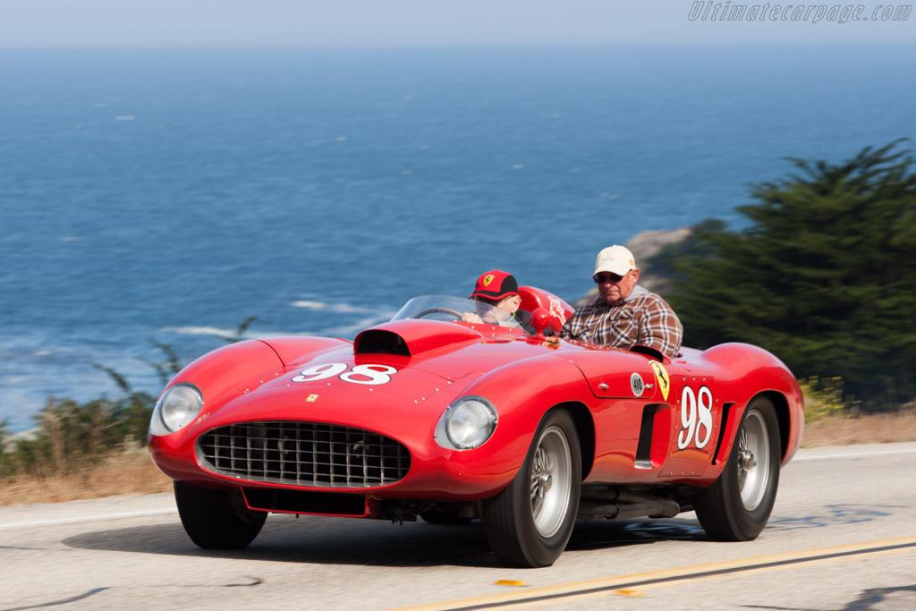 Ferrari 410 S Scaglietti Spyder - Chassis: 0598CM   - 2012 Pebble Beach Concours d'Elegance