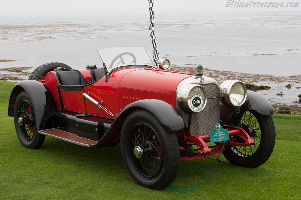 Click here to open the Mercer Series 5 Raceabout gallery