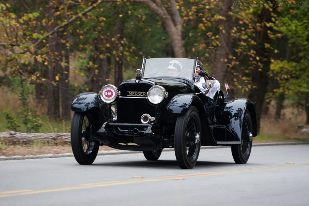 Mercer Series 5 Raceabout - Chassis: ?  - 2010 Pebble Beach Concours d'Elegance