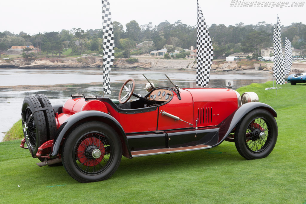 Mercer Series 5 Raceabout - Chassis: 15810  - 2012 Pebble Beach Concours d'Elegance