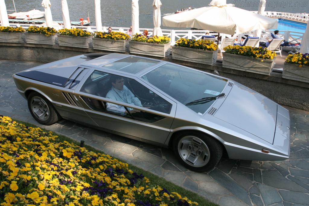 Maserati Boomerang - Chassis: 081   - 2006 Concorso d'Eleganza Villa d'Este