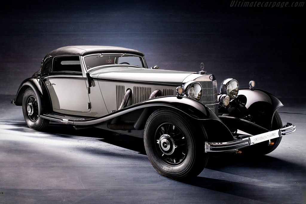 Click here to open the Mercedes-Benz 500 K Cabriolet A gallery