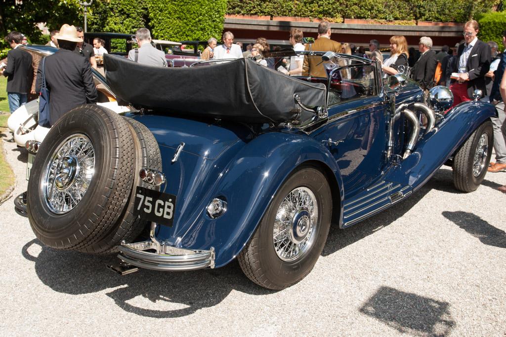 Mercedes-Benz 500 K Cabriolet A - Chassis: 113717   - 2014 Concorso d'Eleganza Villa d'Este