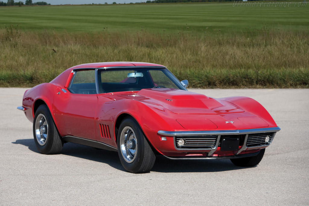 Click here to open the Chevrolet Corvette L88 Coupe gallery