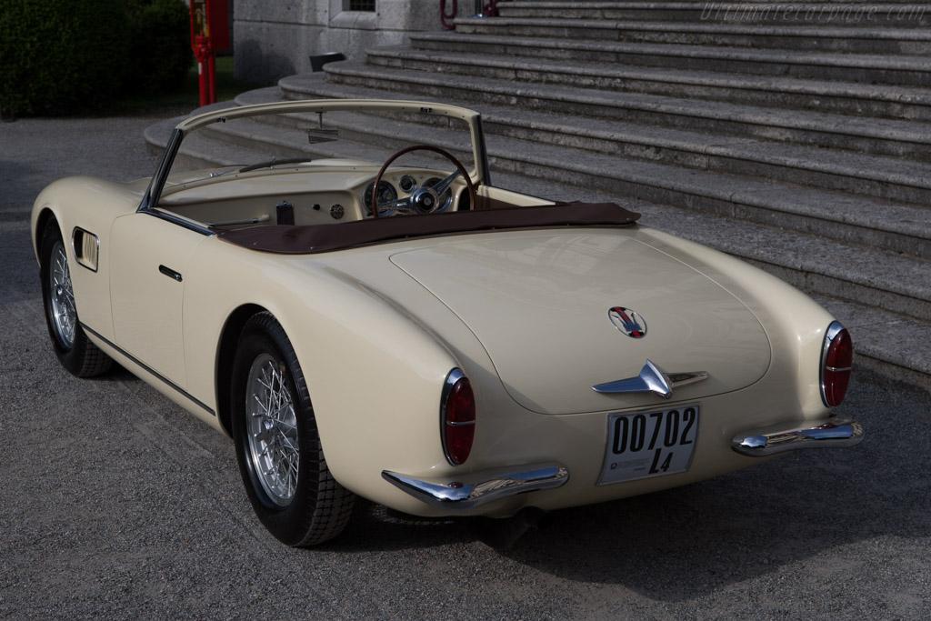 Maserati 150 GT Spider - Chassis: 03   - 2014 Concorso d'Eleganza Villa d'Este