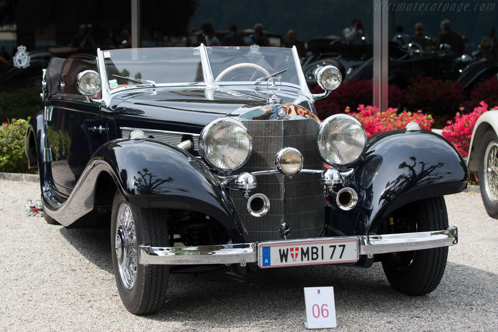 Click here to open the Mercedes-Benz 500 K Spezial Cabriolet A gallery