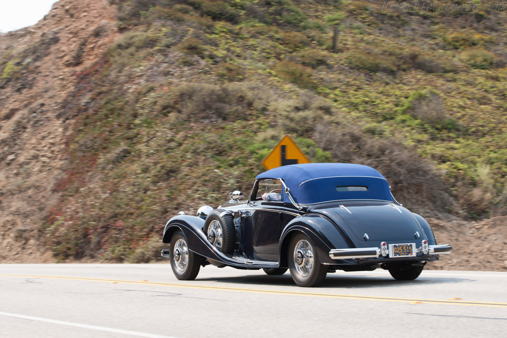 Mercedes-Benz 540 K Cabriolet A - Chassis: 169376   - 2009 Pebble Beach Concours d'Elegance