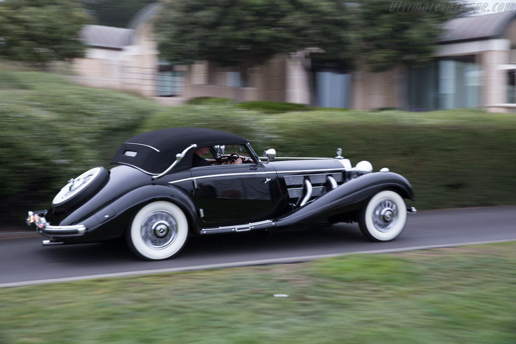 Mercedes-Benz 540 K Cabriolet A - Chassis: 154083   - 2016 Pebble Beach Concours d'Elegance