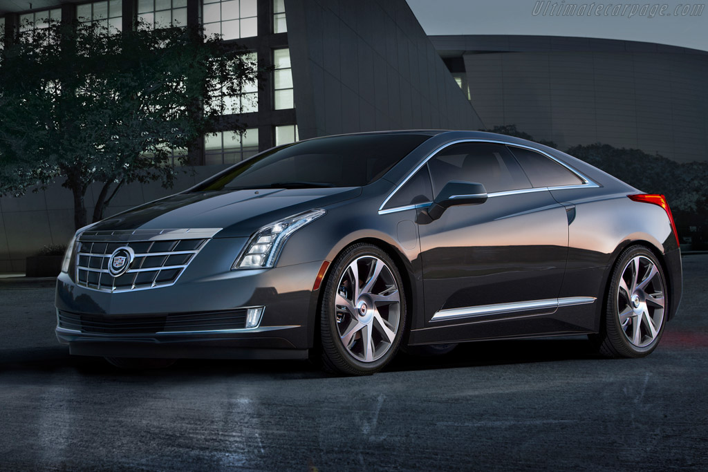 Click here to open the Cadillac ELR gallery