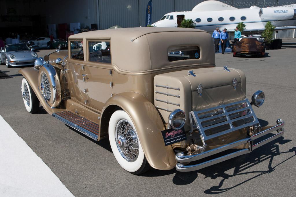 Duesenberg J Murphy Custom Beverly - Chassis: 2489 J-468   - 2012 McCall Motorworks Revival