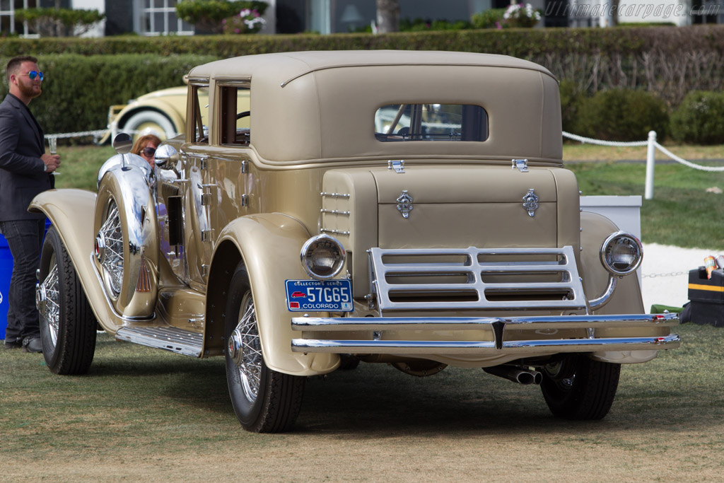 Duesenberg J Murphy Custom Beverly - Chassis: 2489 J-468   - 2014 Pebble Beach Concours d'Elegance
