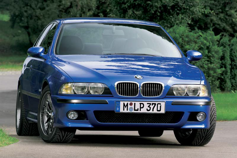 1998 2003 Bmw M5 Images Specifications And Information