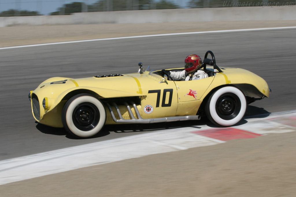 Balchowsky Old Yeller II    - 2005 Monterey Historic Automobile Races
