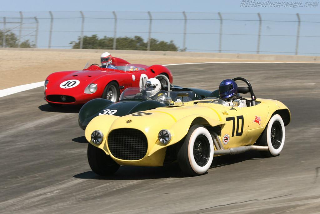 Balchowsky Old Yeller II    - 2006 Monterey Historic Automobile Races