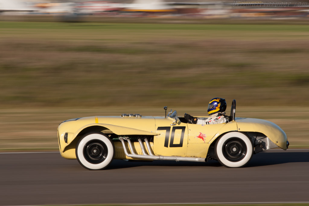 Balchowsky Old Yeller II    - 2012 Goodwood Revival