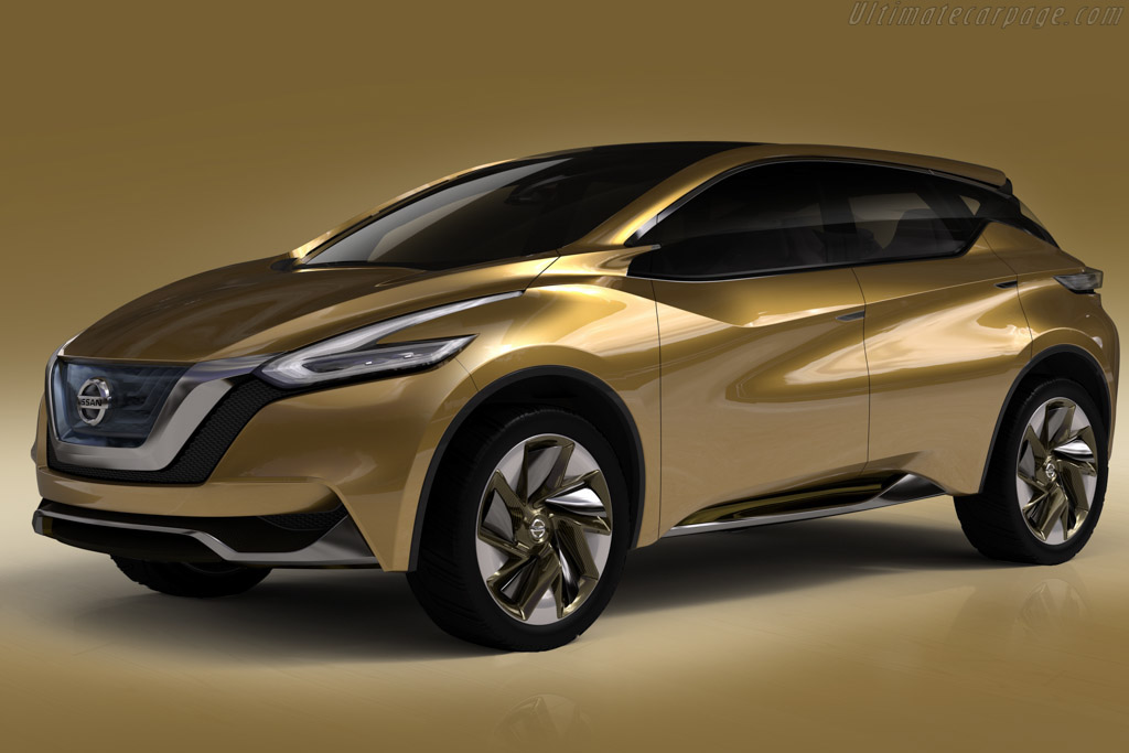 Click here to open the Nissan Resonance Concept gallery