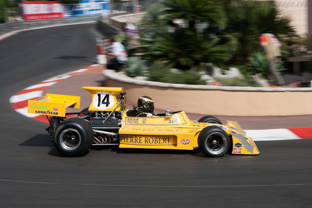 March 731 Cosworth - Chassis: 731-1   - 2010 Monaco Historic Grand Prix