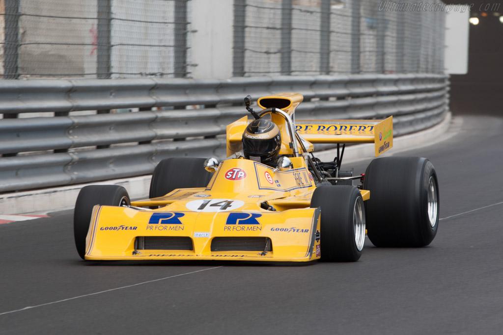 March 731 Cosworth - Chassis: 731-1  - 2010 Monaco Historic Grand Prix