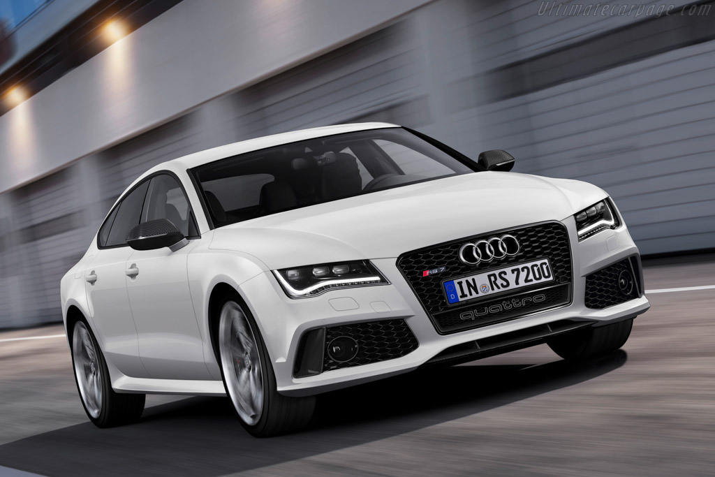 Click here to open the Audi RS 7 Sportback gallery