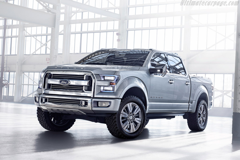 Click here to open the Ford Atlas Concept gallery