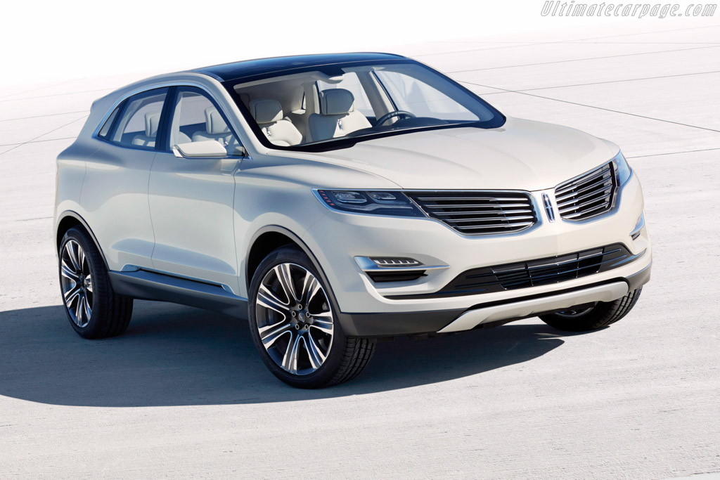 Click here to open the Lincoln MKC Concept gallery
