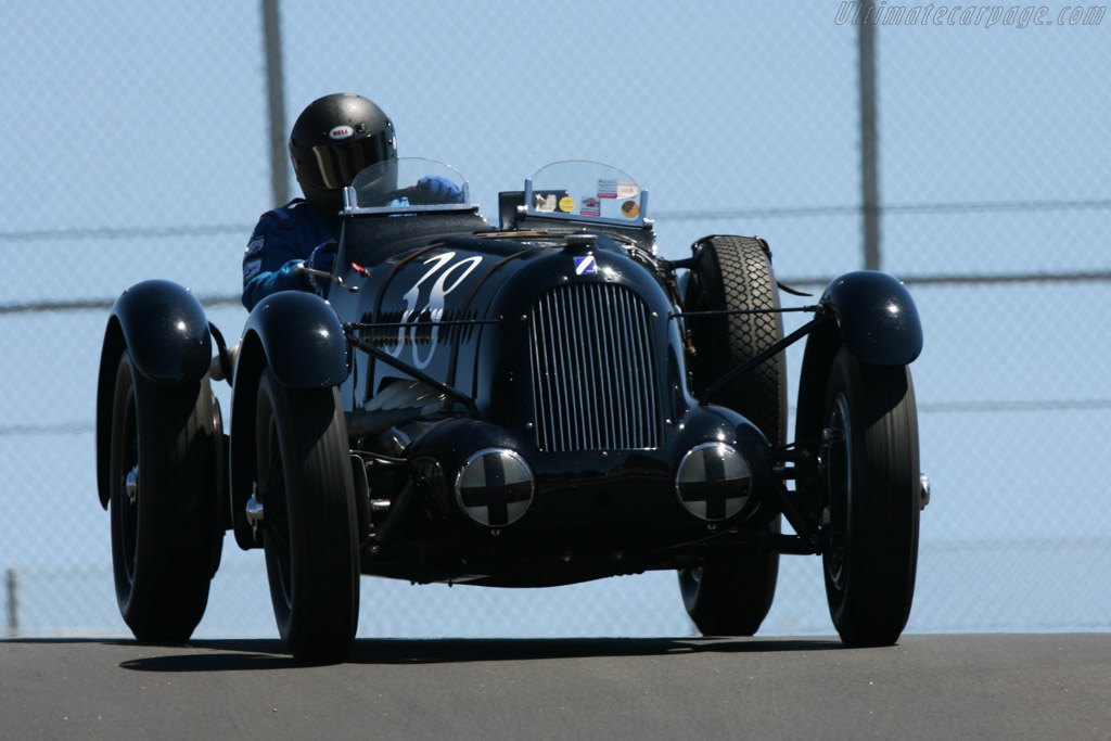Talbot Lago T26 SS - Chassis: 90203  - 2007 Monterey Historic Automobile Races