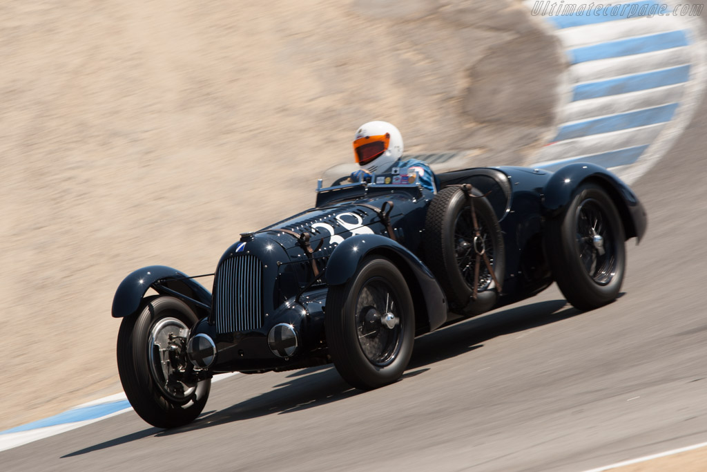 Talbot Lago T26 SS - Chassis: 90203   - 2009 Monterey Historic Automobile Races