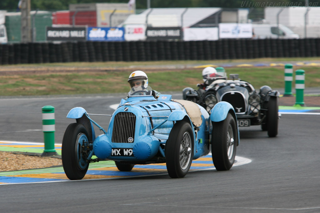 Talbot Lago T26 SS - Chassis: 90202   - 2006 Le Mans Classic