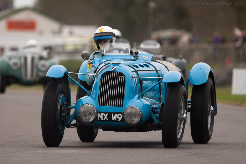 Talbot Lago T26 SS - Chassis: 90202   - 2012 Goodwood Revival