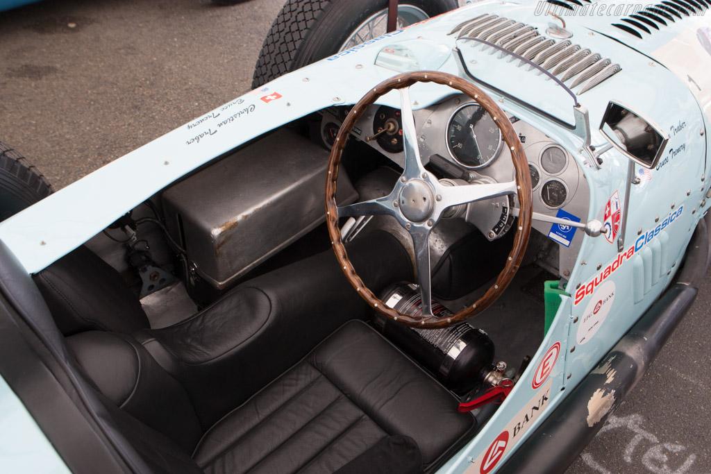 Talbot Lago T26 Monoplace Décalée - Chassis: 90130   - 2012 Le Mans Classic