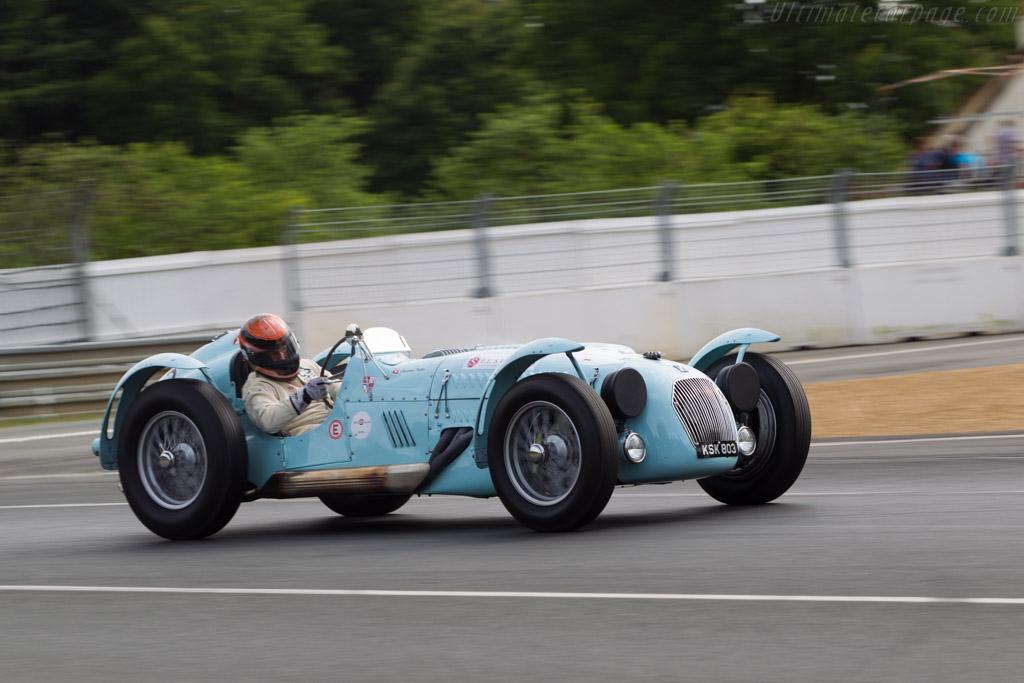 Talbot Lago T26 Monoplace Décalée - Chassis: 90130   - 2014 Le Mans Classic