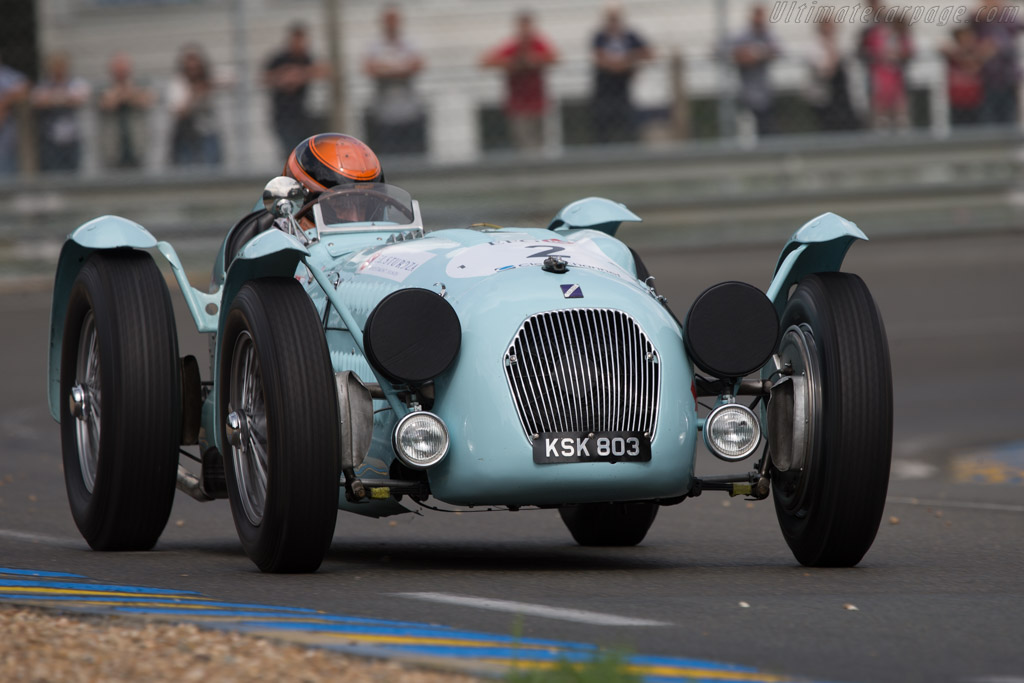Click here to open the Talbot Lago T26 Monoplace Décalée gallery