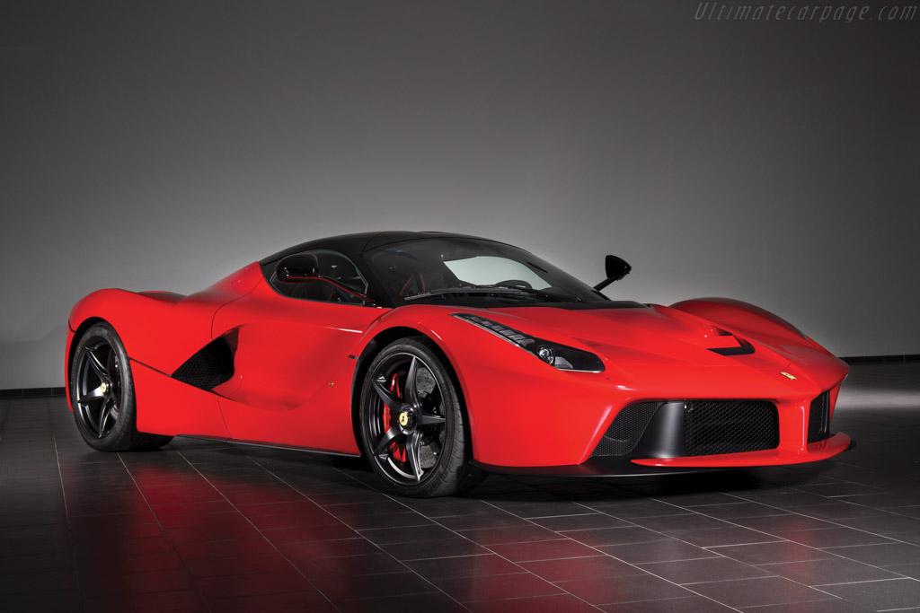 Laferrari In South Africa >> 2014 Ferrari LaFerrari - Chassis 201167 - Ultimatecarpage.com