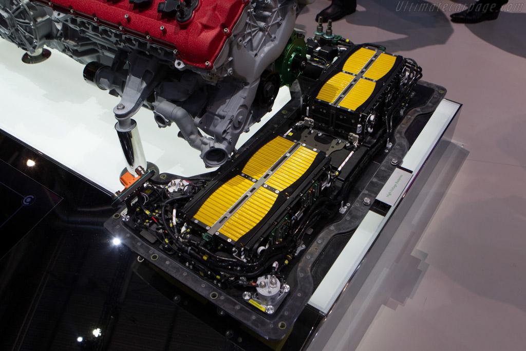 Ferrari LaFerrari    - 2013 Geneva International Motor Show