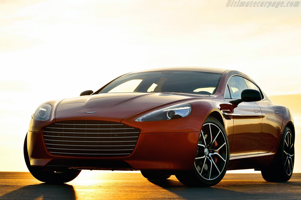 Click here to open the Aston Martin Rapide S gallery